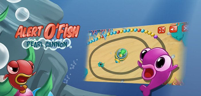 Help the Fish collect Pearls!