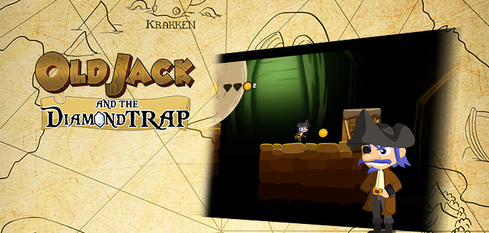 Old Jack must escape a hellish wheel in an adventure full of pitfalls