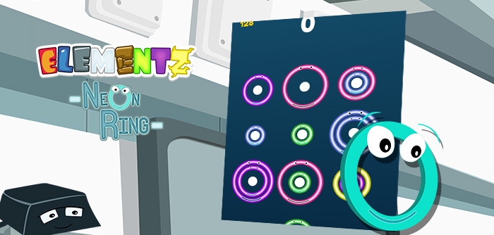 The Elementzes are unleashing and having fun with Neon for this very addictive puzzle game!