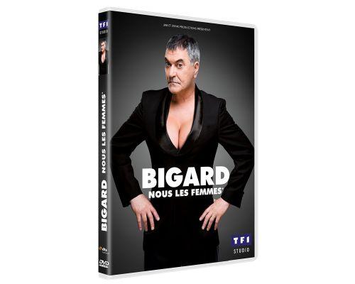 Un DVD DVD Bigard - Nous les femmes