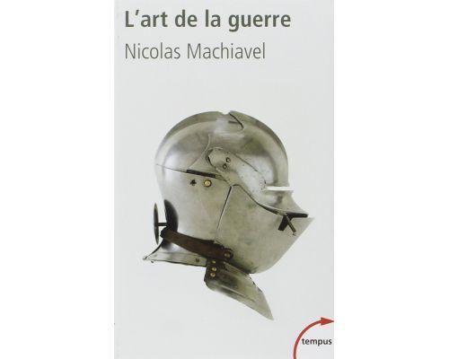 Un Livre L'art de la guerre de Nicolas MACHIAVEL
