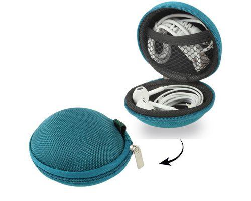 un Etui de protection pour ecouteurs