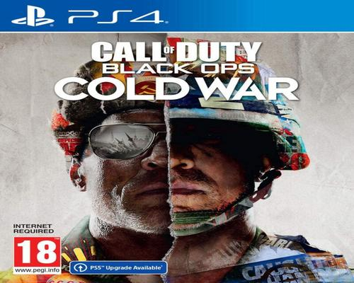 un Jeu Nintendo Switch Call Of Duty: Black Ops Cold War (Ps4)