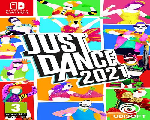 un Jeu Nintendo Switch Just Dance 2021 (Nintendo Switch)
