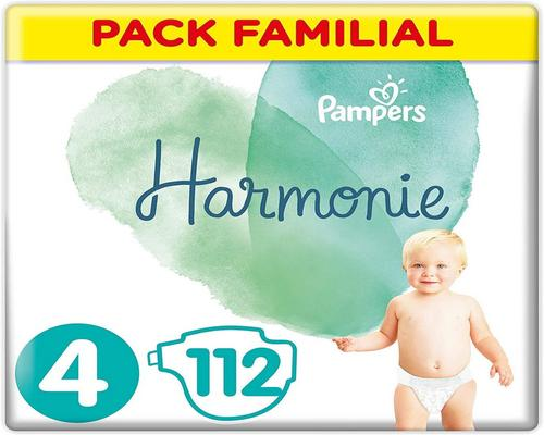 une Couche Pampers Taille 4