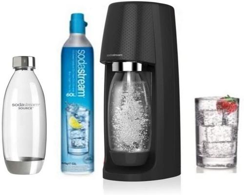 une Machine Sodastream Pack Spiritnfuse