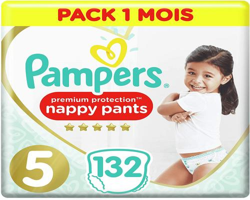 une Couche Culottes Pampers Taille 5