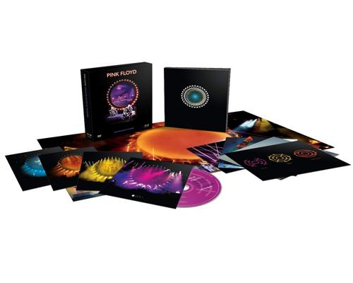 un Cd Delicate Sound Of Thunder-Coffret Super Deluxe 2Cd/Blu-Ray/Dvd Édition Limitée