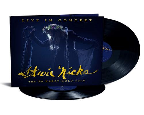 un Vinyle Live In Concert The 24 Karat Gold Tour