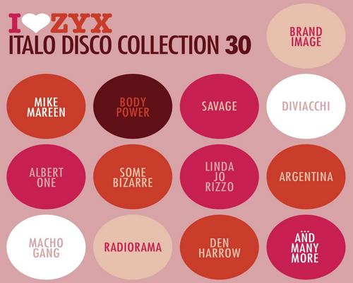un Coffret Zyx Italo Disco Collection 30 [Import]