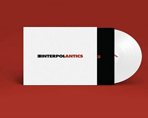 un Vinyle Antics-White [Import]