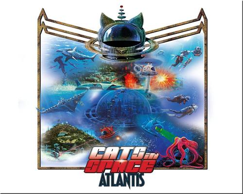 un Cd Atlantis [Import]