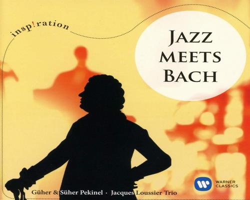 un Cd Jazz Meets Bach