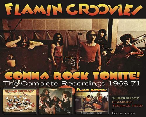 un Cd Gonna Rock Tonite The Complete Recordings 1969-71