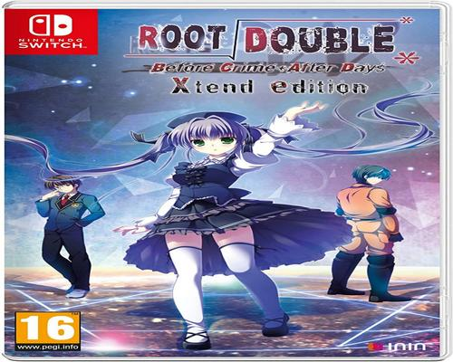 un Jeu Root Double Before Crime After Days Xtend Edition (Nintendo Switch)