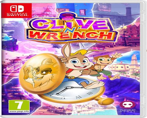 un Jeu Clive 'N' Wrench