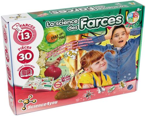 une Farce Science4You