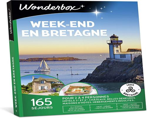 un Coffret Wonderbox