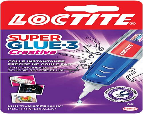une Colle Loctite Super Glue-3 Creative