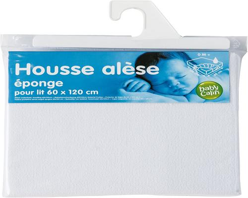 une Protection Babycalin Alèse