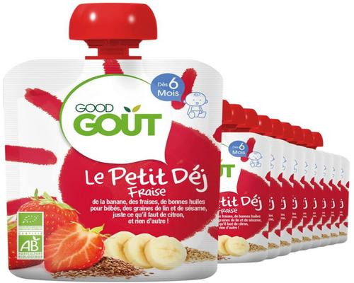 un Fruit Good Goût