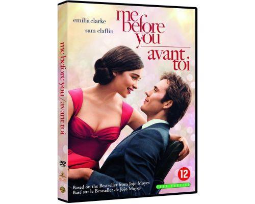 un DVD Avant Toi