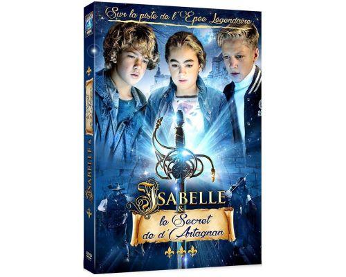 un DVD Isabelle & Le Secret De D'Artagnan