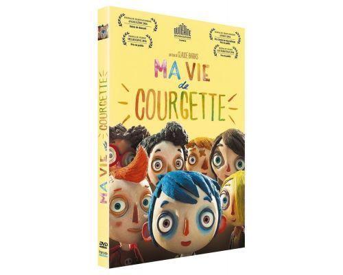 un DVD Ma Vie De Courgette