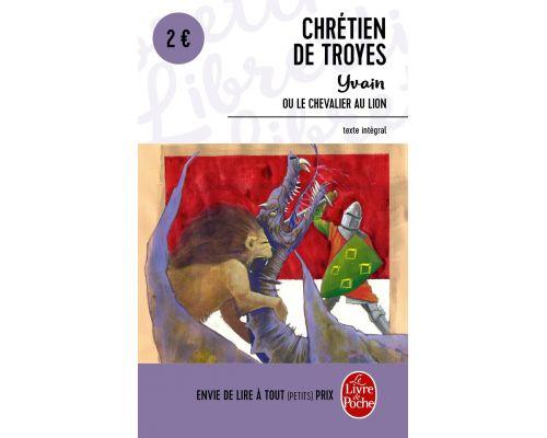 Un livre d'Yvain ou le chevalier au lion