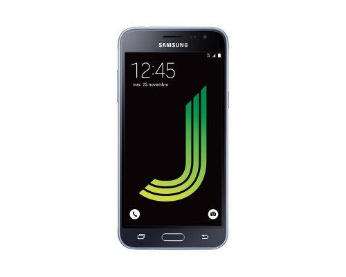 un smartphone Galaxy J3 Noir