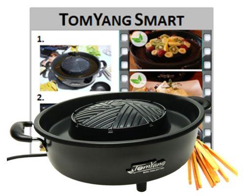 Un Barbecue Thai Electrique