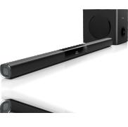 Une Barre de Son Bluetooth Philips HTL3140B
