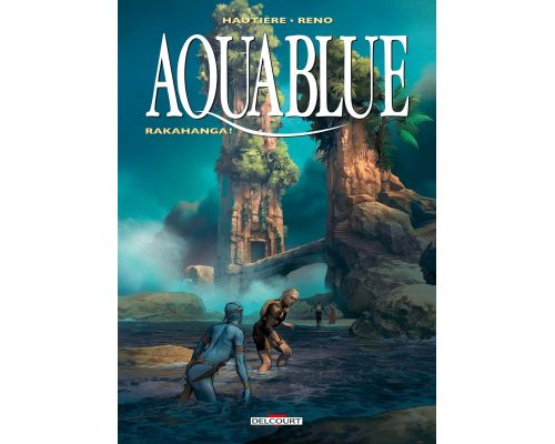 Une BD Aquablue