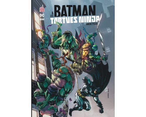Une BD Batman & les Tortues Ninja