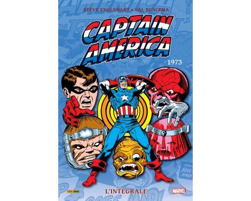 Une BD Captain America Intégrale