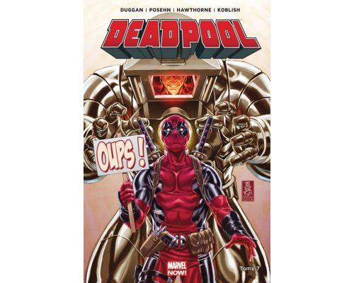 Une BD Deadpool Tome 7