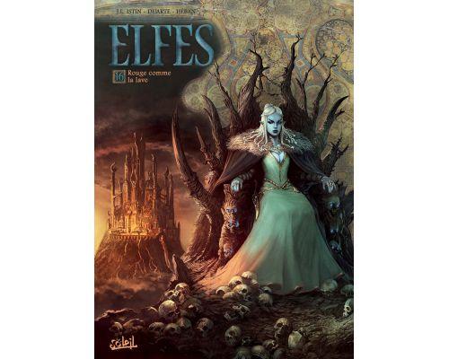 Une BD Elfes T16