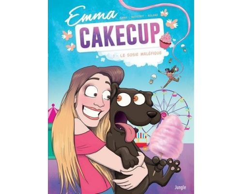 Une BD Emma CakeCup de Roland Pauline (Auteur), Emma CakeCup (Auteur)
