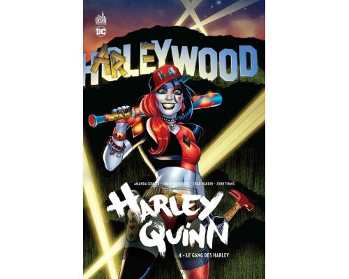 Une BD Harley Quinn Tome 4
