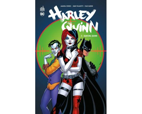 Une BD Harley Quinn Tome 5