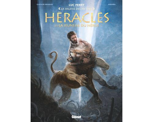 Une BD Héraclès : La jeunesse du héros