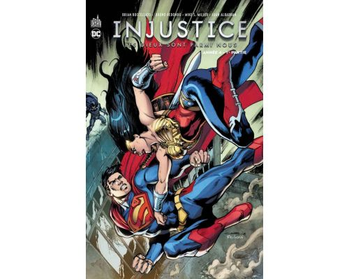Une BD Injustice Tome 7