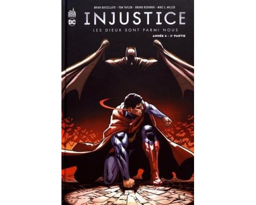 Une BD Injustice Tome 8