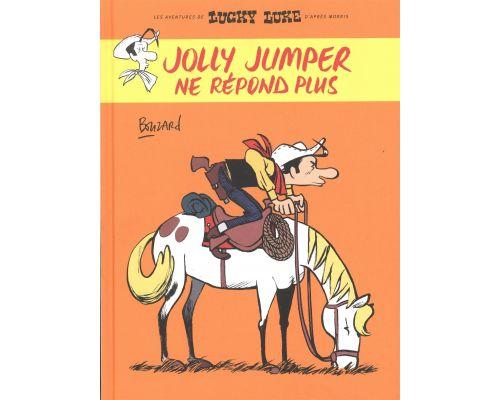 Une BD Jolly Jumper ne répond plus