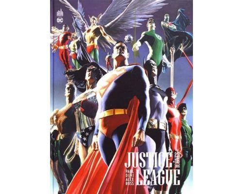 Une BD Justice League Icônes