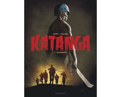 Une BD Katanga
