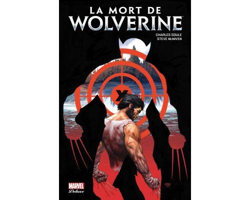 Une BD La mort de Wolverine