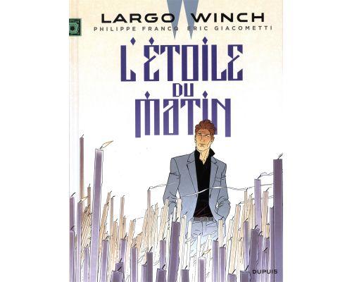 Une BD Largo Winch - tome 21 - L'étoile du matin