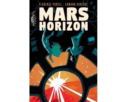 Une BD Mars Horizon