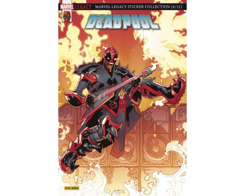 Une BD Marvel Legacy : Deadpool nº2